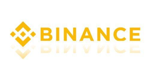 Logotipo de intercambio de criptomonedas de Binance