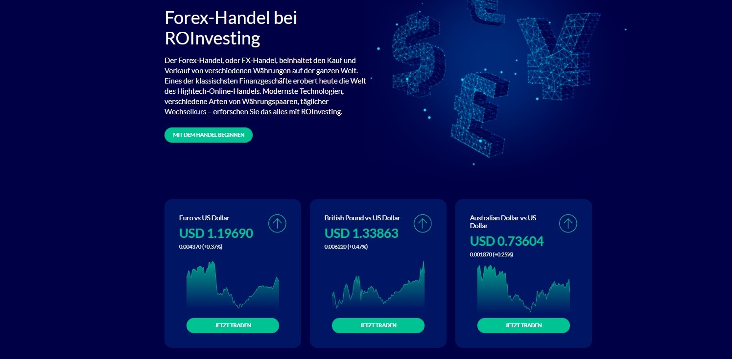 ROInvesting Forex Trading