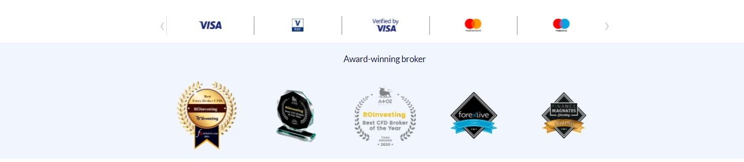 Призы и награды ROInvesting