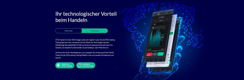 ROInvesting App