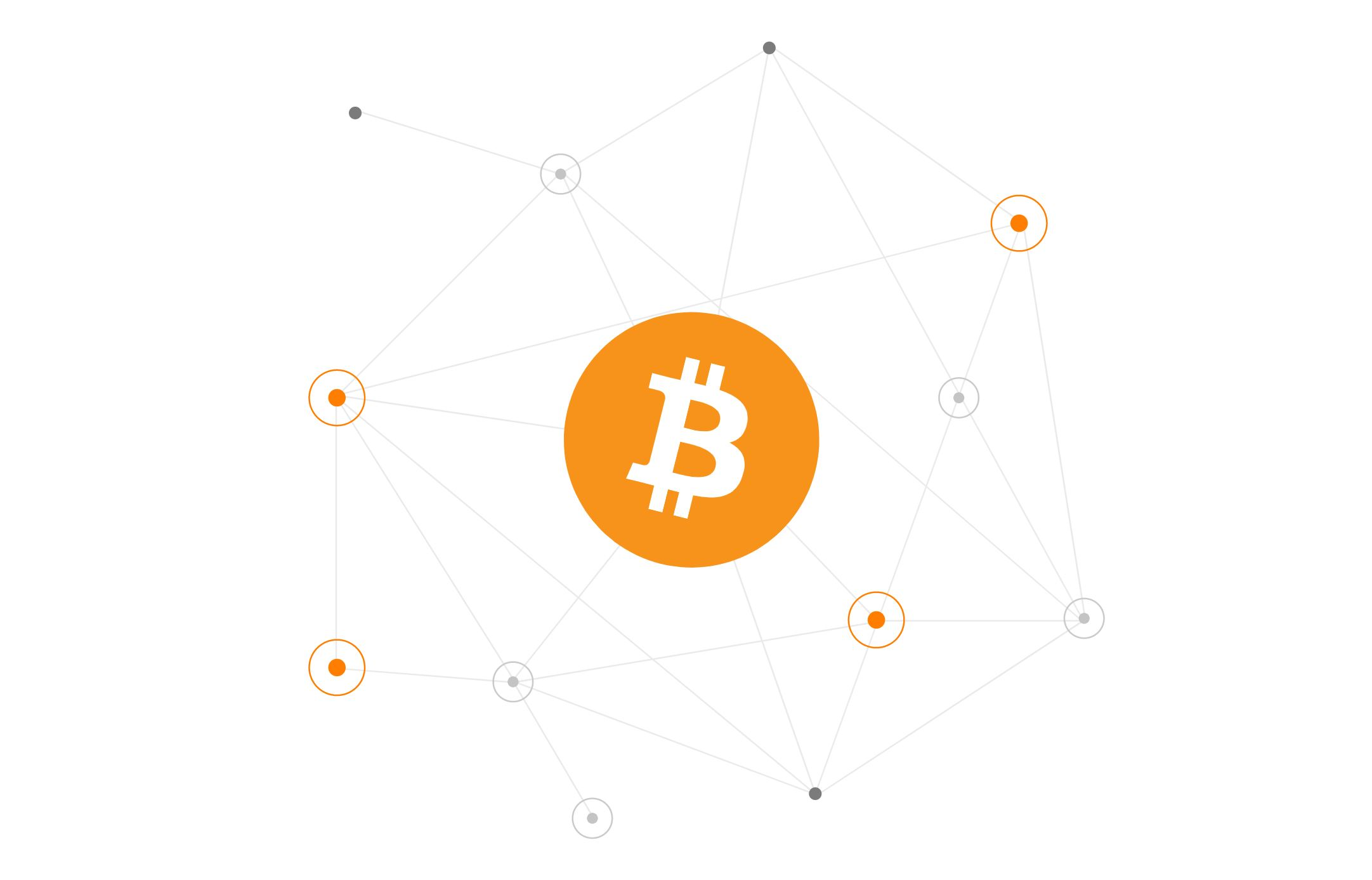 Bitcoin website logo