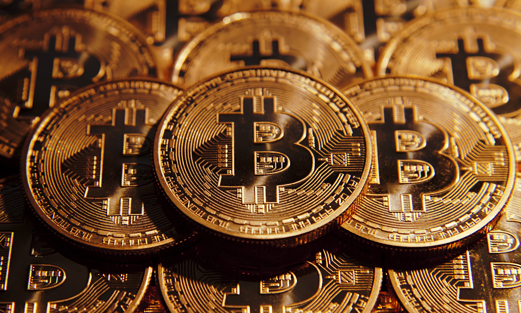 Биткойн монеты