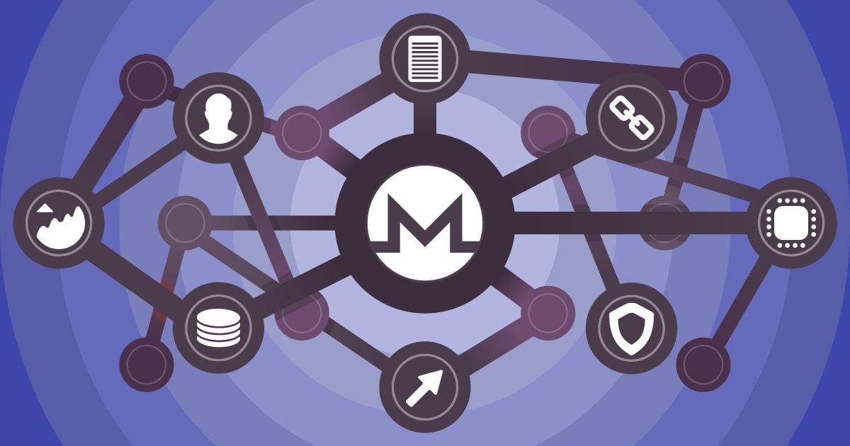 Monero Netzwerk