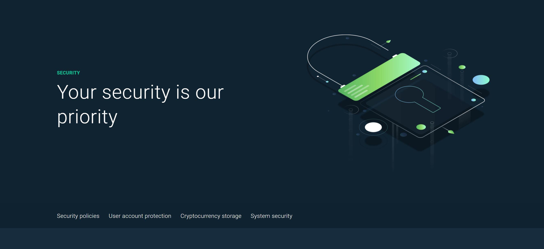 Bitfinex security