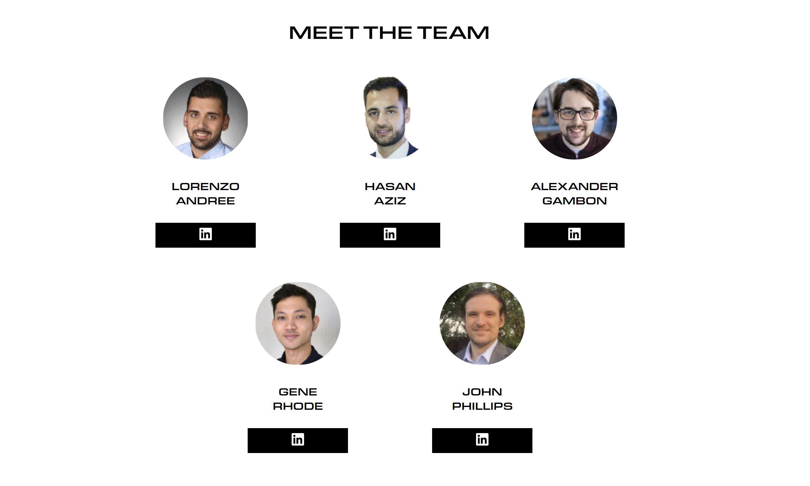 Elongate team