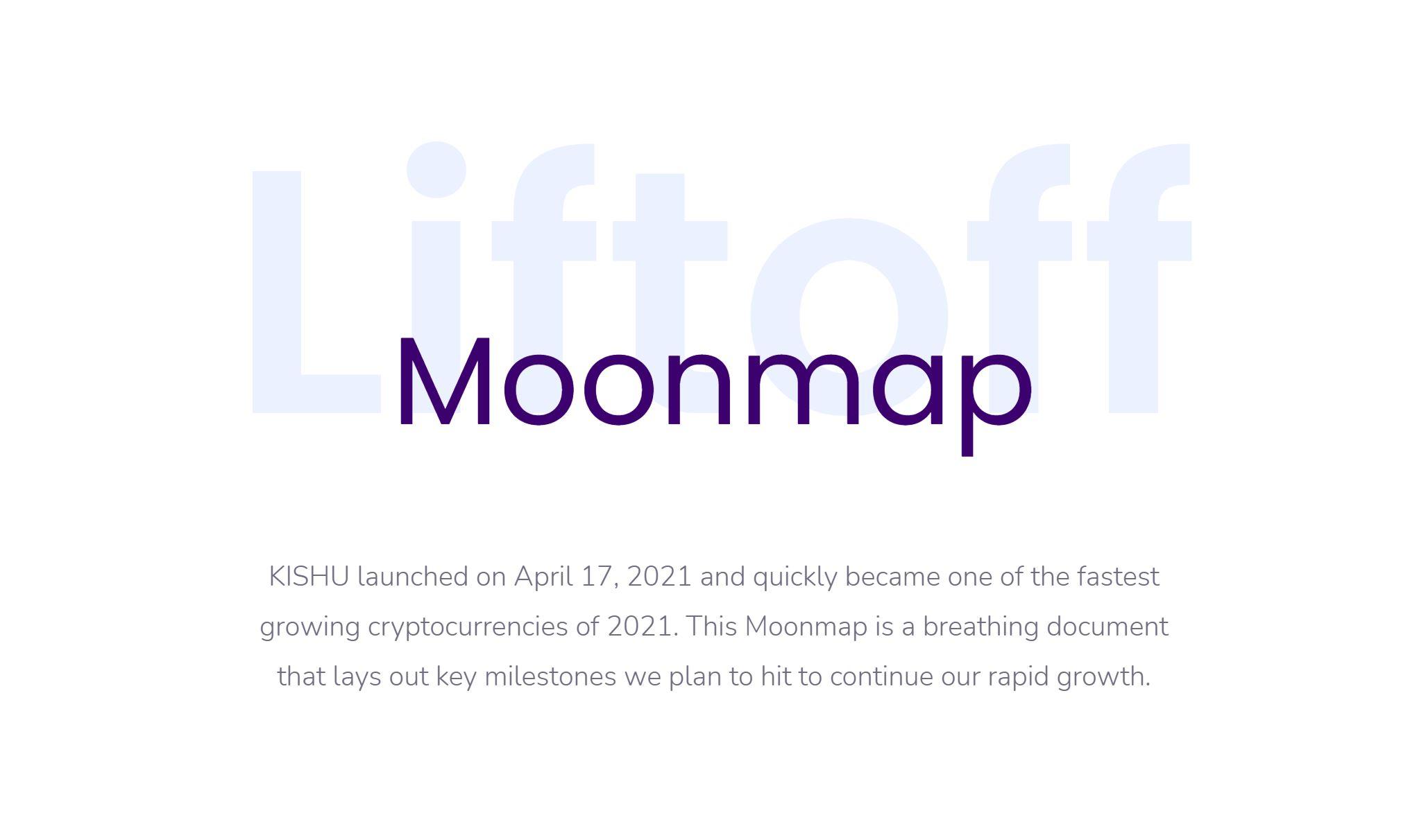 Kishu Inu Moonmap