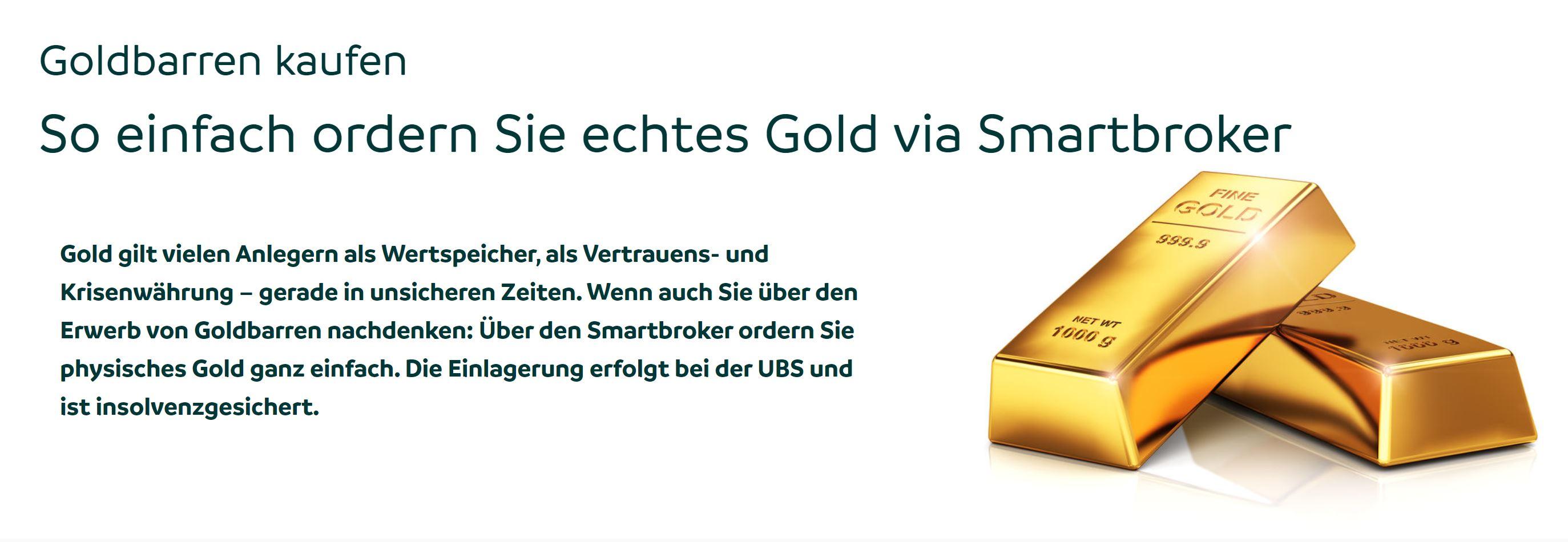 Smart brokers buy precious metals
