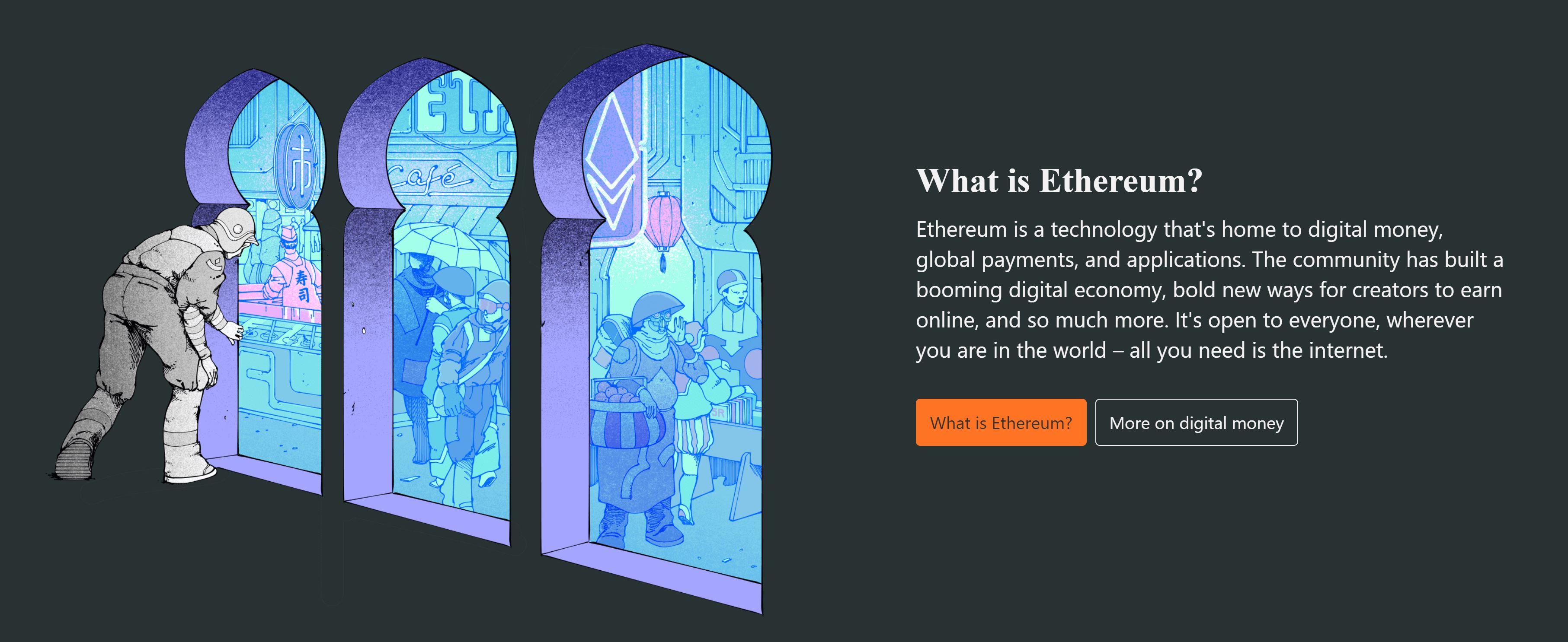 Ethereum crypto uitgelegd