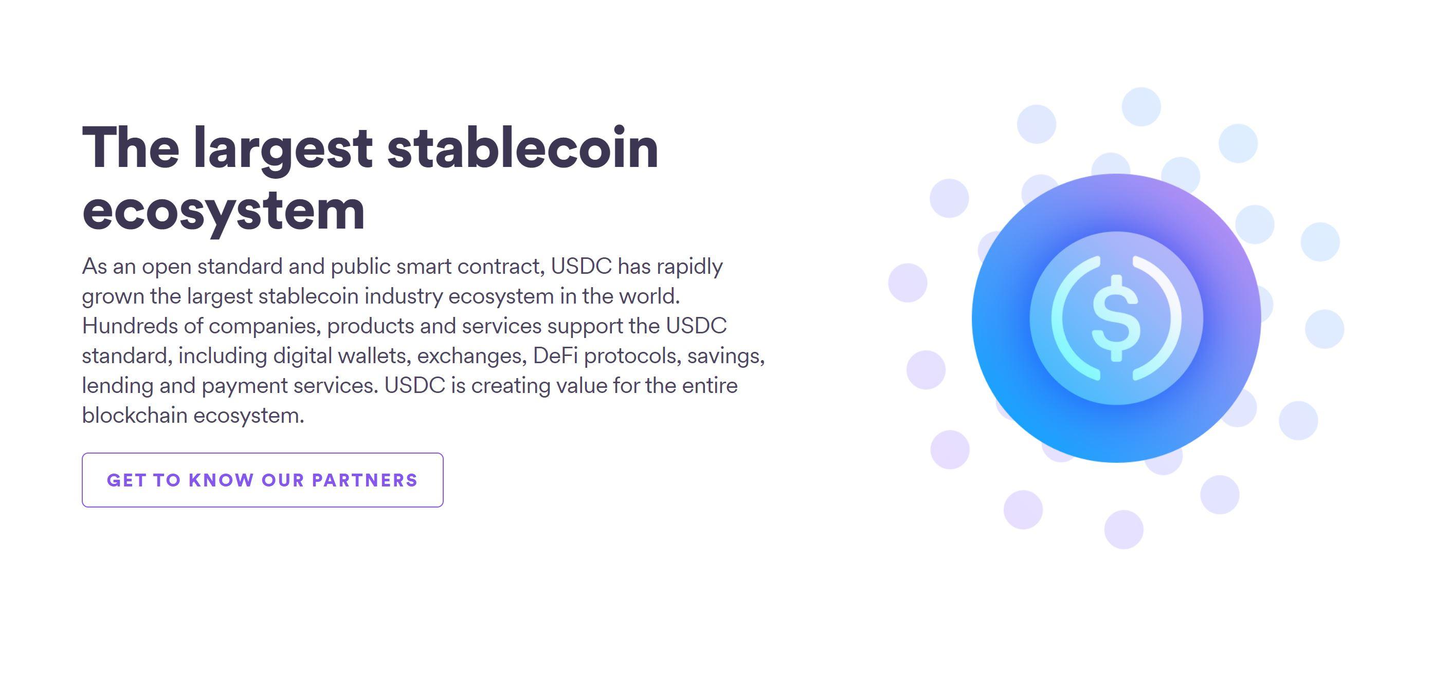 USD Coin Stablecoin uitgelegd