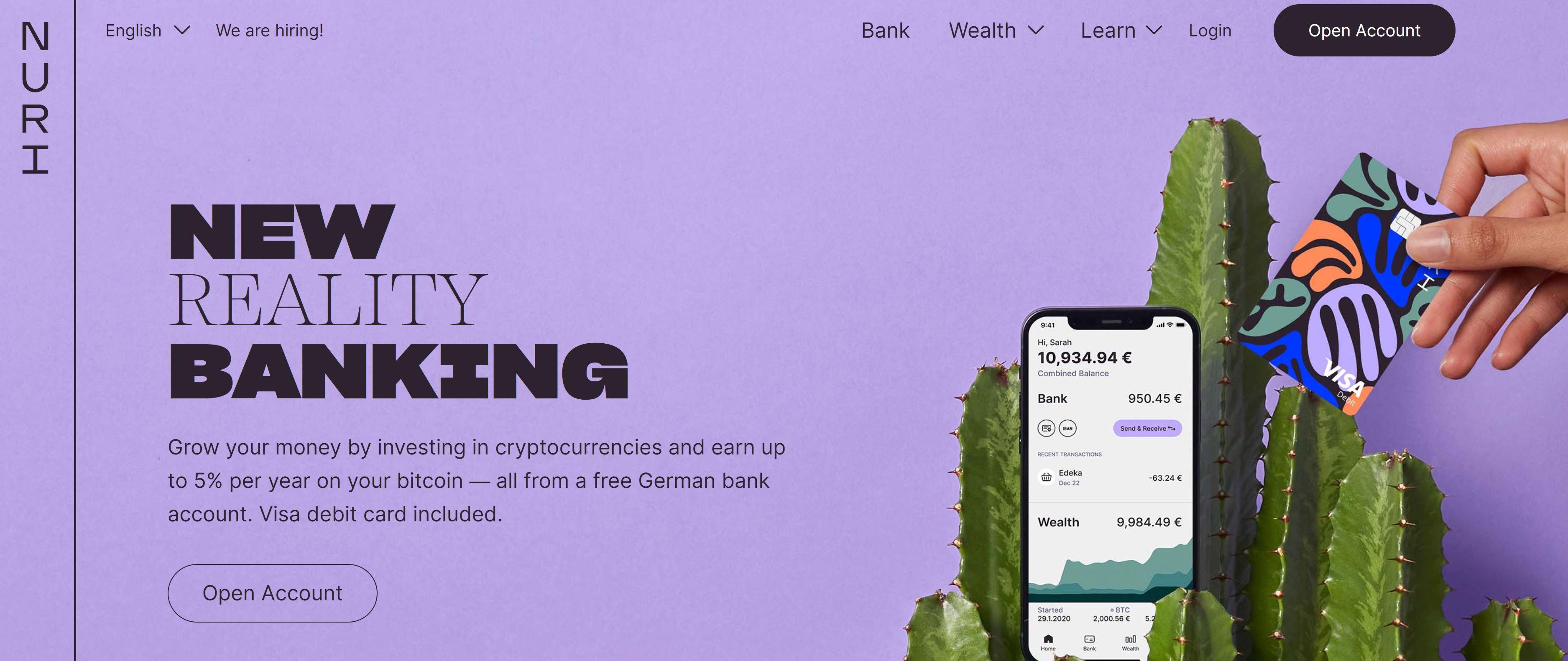 Nuri website