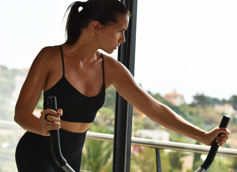 Exercising with Circular Ring