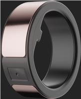 Rose Gold Circular Ring