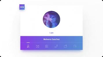 A Desktop Screen Floating 1