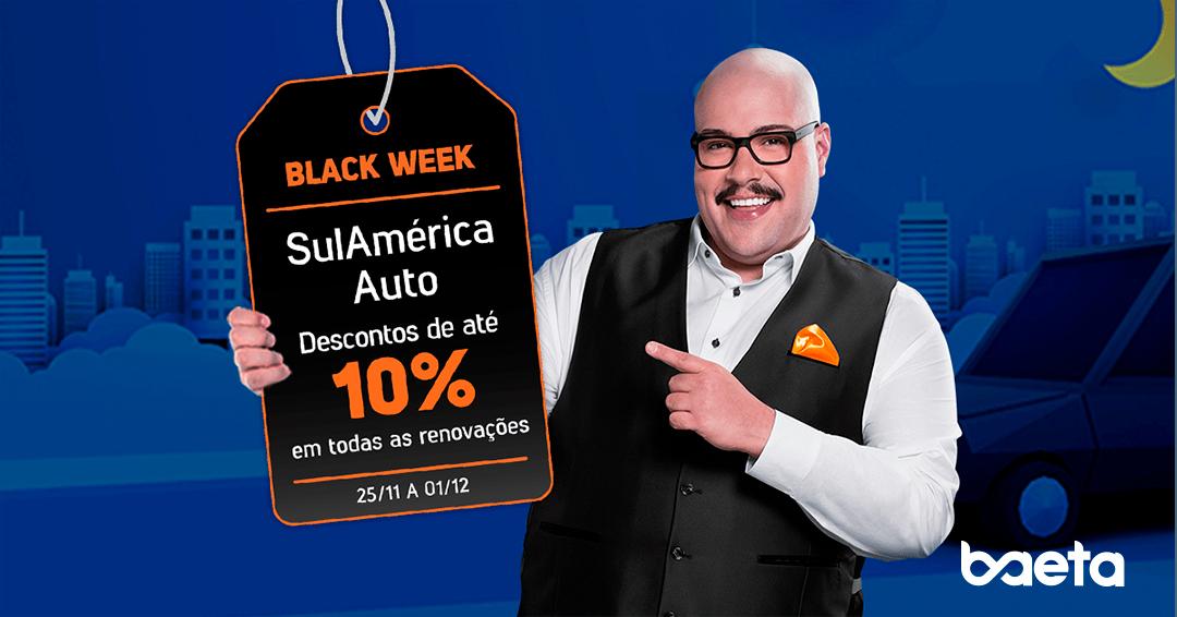 Black Week SulAmérica: descontos e promoções imperdíveis em diversos serviços