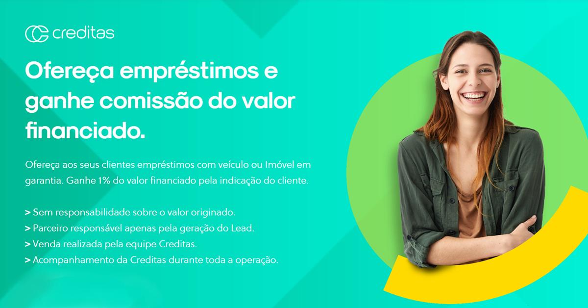 Baeta Assessoria lança Empréstimo com Garantia em parceria com a Creditas