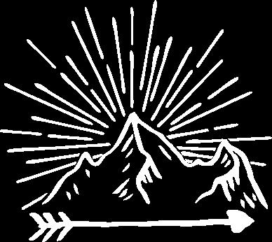 Mountain Arrow Icon