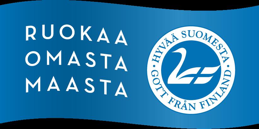 Hyvää Suomesta - Gott från Finland-merkki