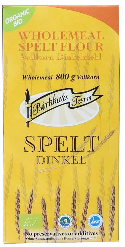 BirkkalaWholemeal Spelt Flour product picture