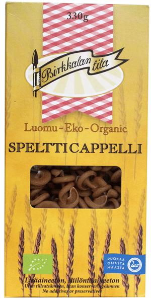 Birkkalan Isot Spelttihiutaleet-pakkaus