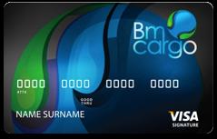 Tarjeta Banco BDI