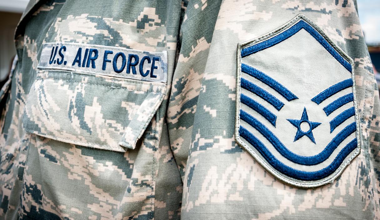 Air Force Badge Image