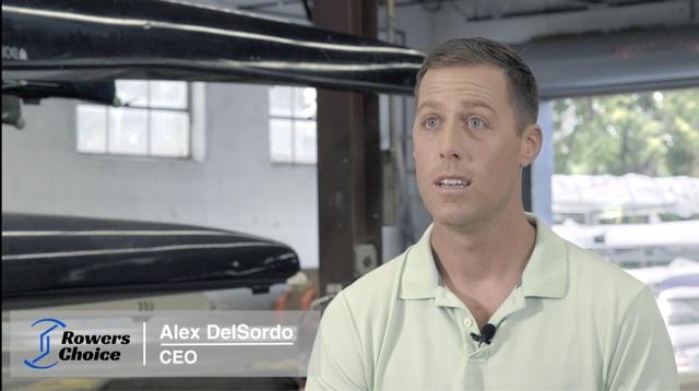 Alex DelSordo talking