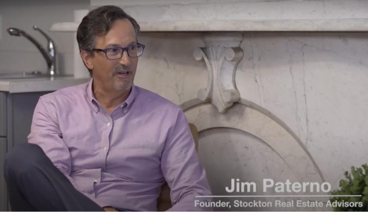 Jim Paterno talking