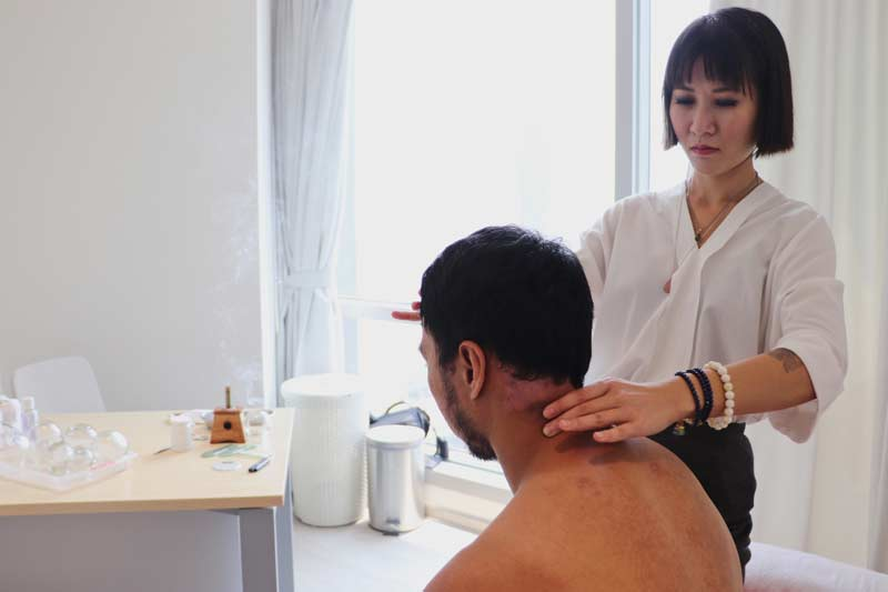 Dr Xiang Jun's TCM treatment for nervous system disorders