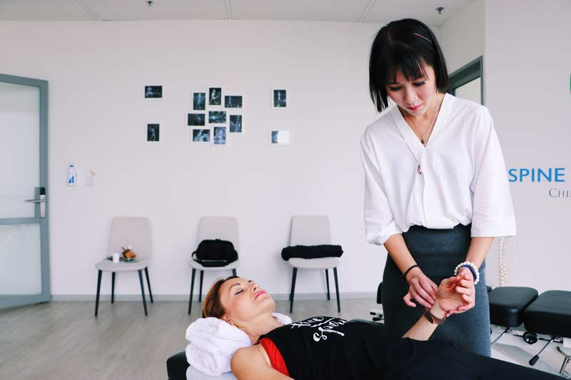 Dr Xiang Jun's TCM treatment for hormonal balance