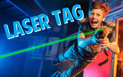 Day Camps - Laser Tag and Mini Paintball at Laser City Edmonton