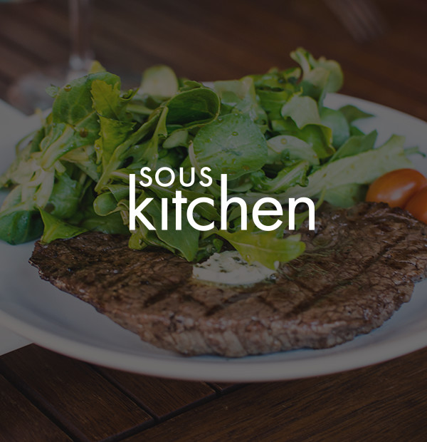 SOUS KITCHEN: ONLINE FOOD DELIVERY SERVICE