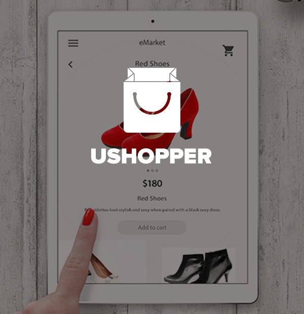 USHOPPER: USER-FRIENDLY ECOMMERCE PLATFORM