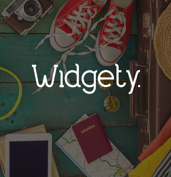 WIDGETY: CONTENT LIBRARY FOR TRAVEL