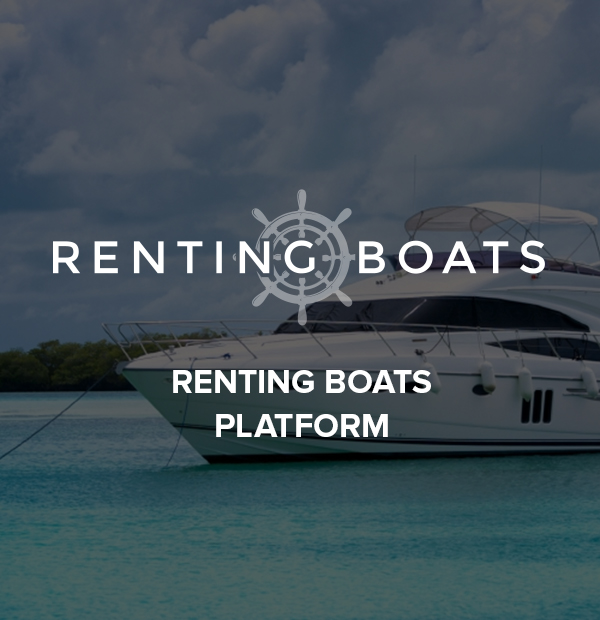 RENTING BOATS MOBILE APPLICATION