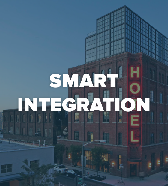 SMART INTEGRATION - HOTEL MANAGEMENT SYSTEM