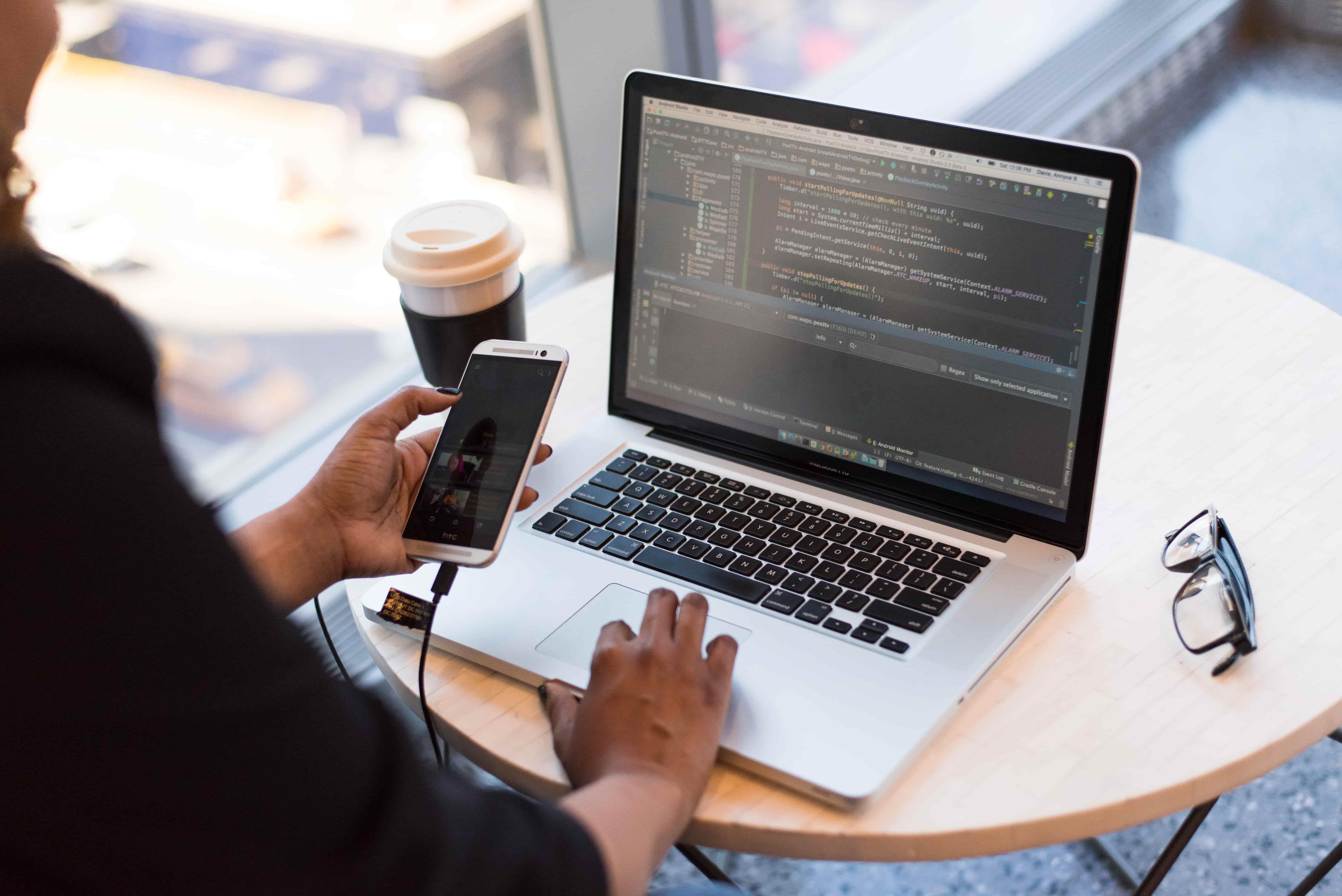 Software development mobile and desktop