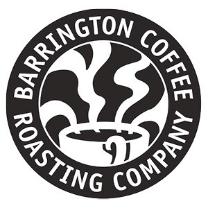 The Barrington Coffee logo