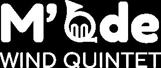 M'Ode Wind Quintet Logo
