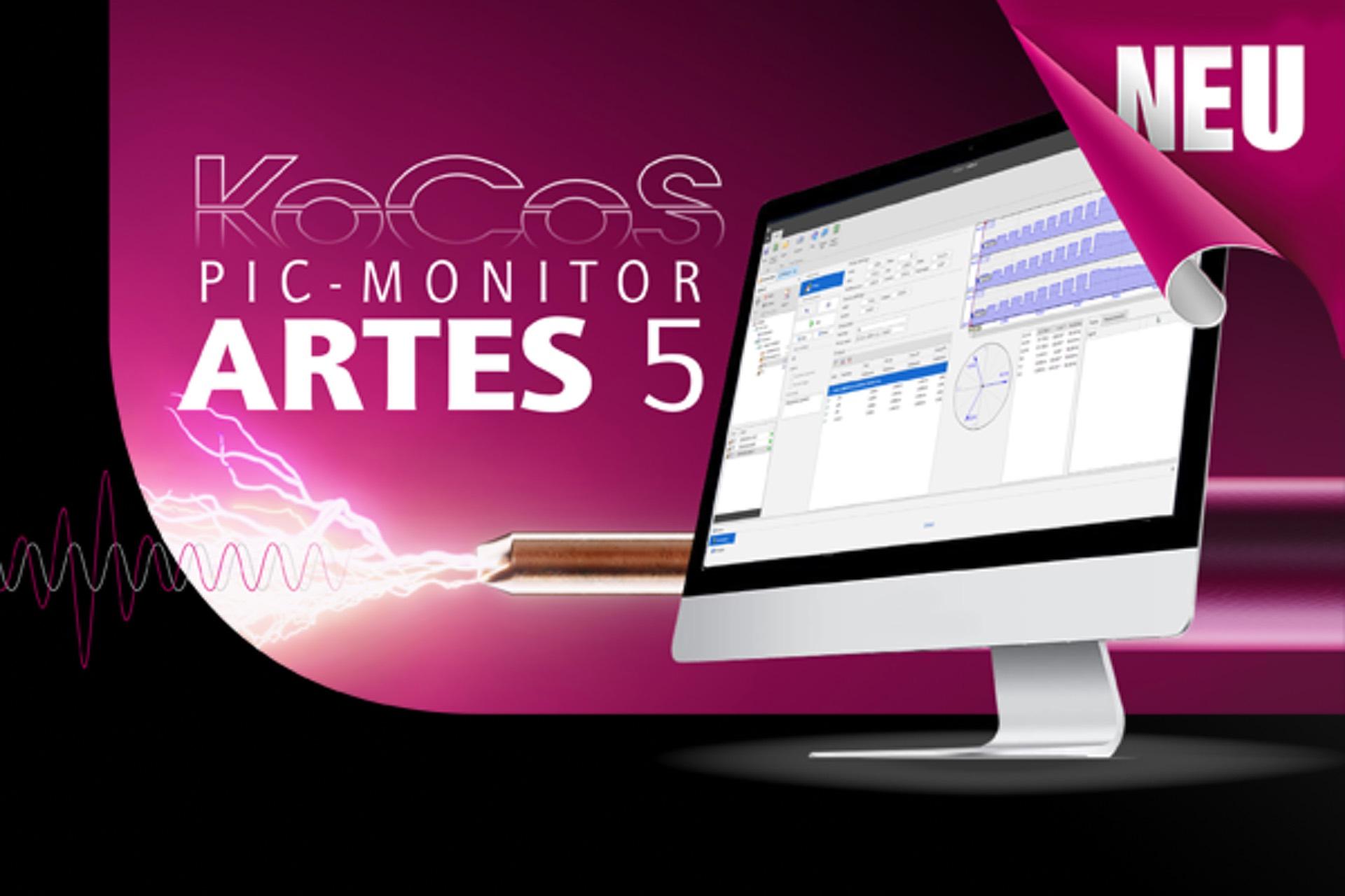 KoCoS ARTES 5 Schutztechnik Prüftechnik Omicron