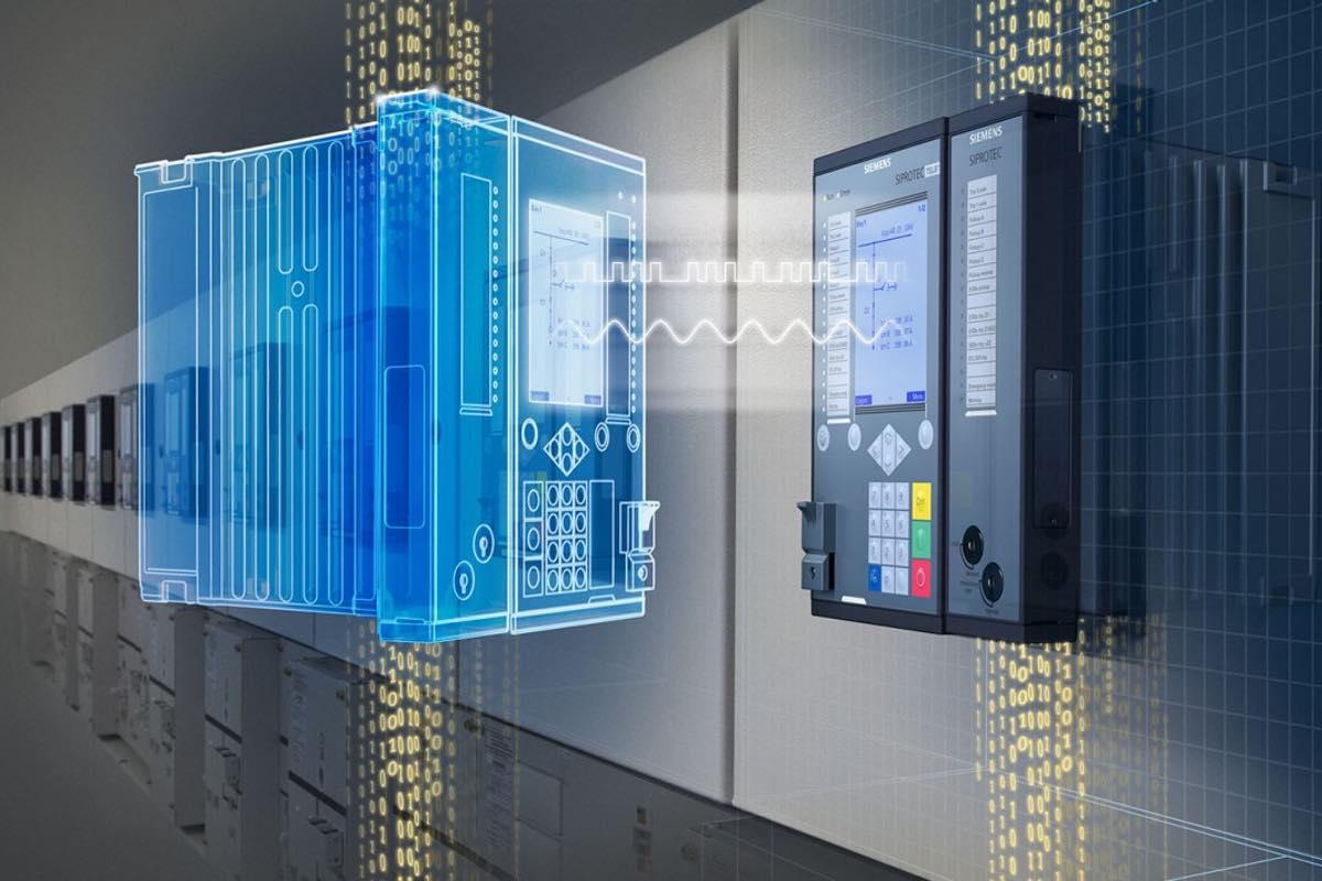 Siemens Siprotec Update