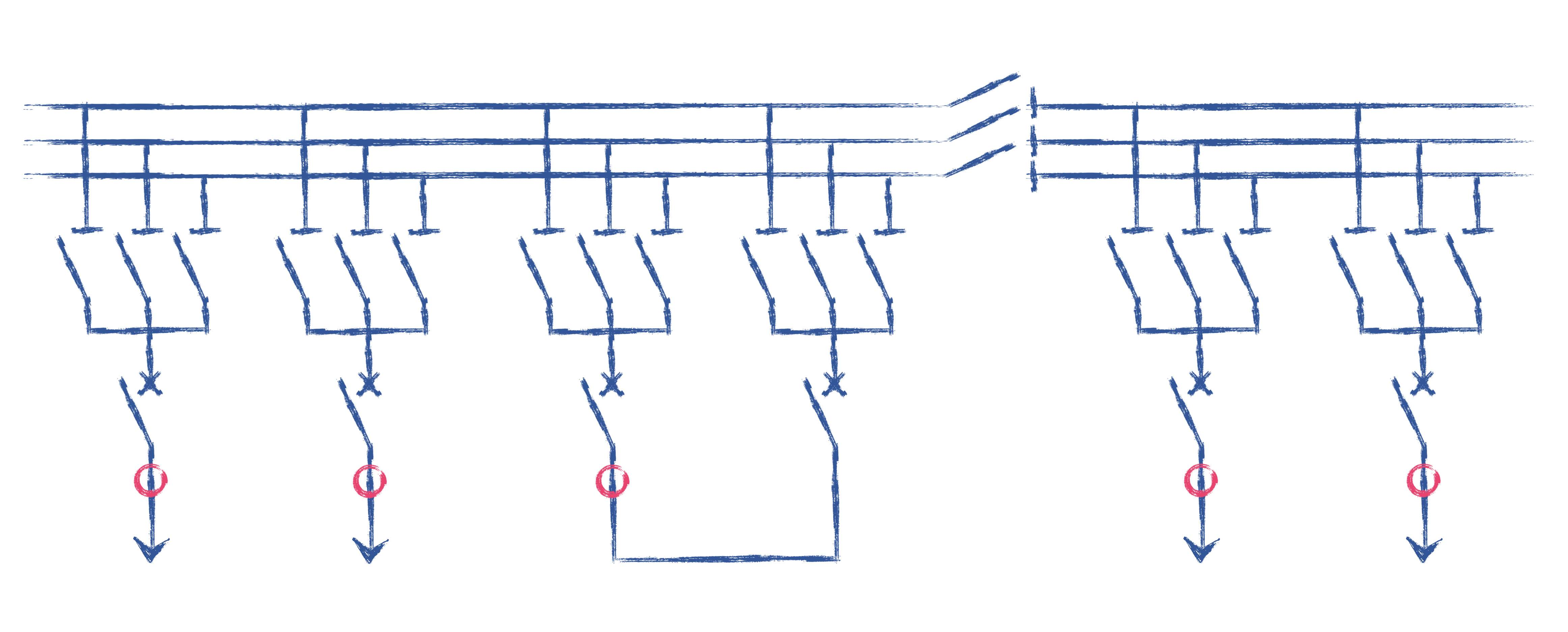 busbar differential protection