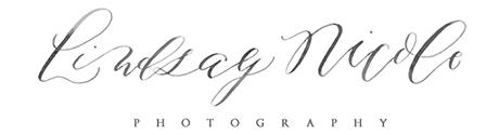 Lindsey Nicole Photography logo