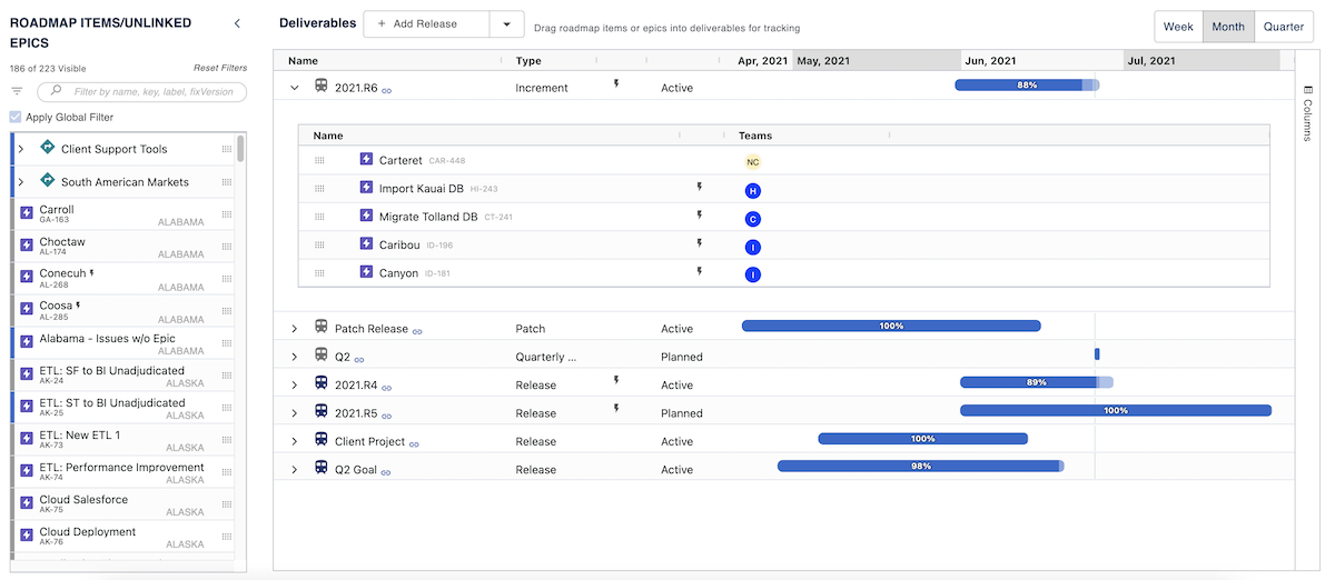 Hakkiri Feature - Manage Deliverables