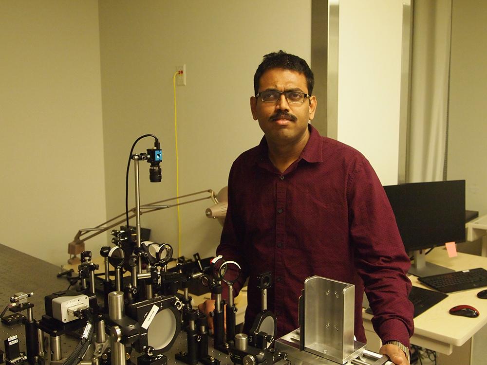 Lab Photo of Vimal