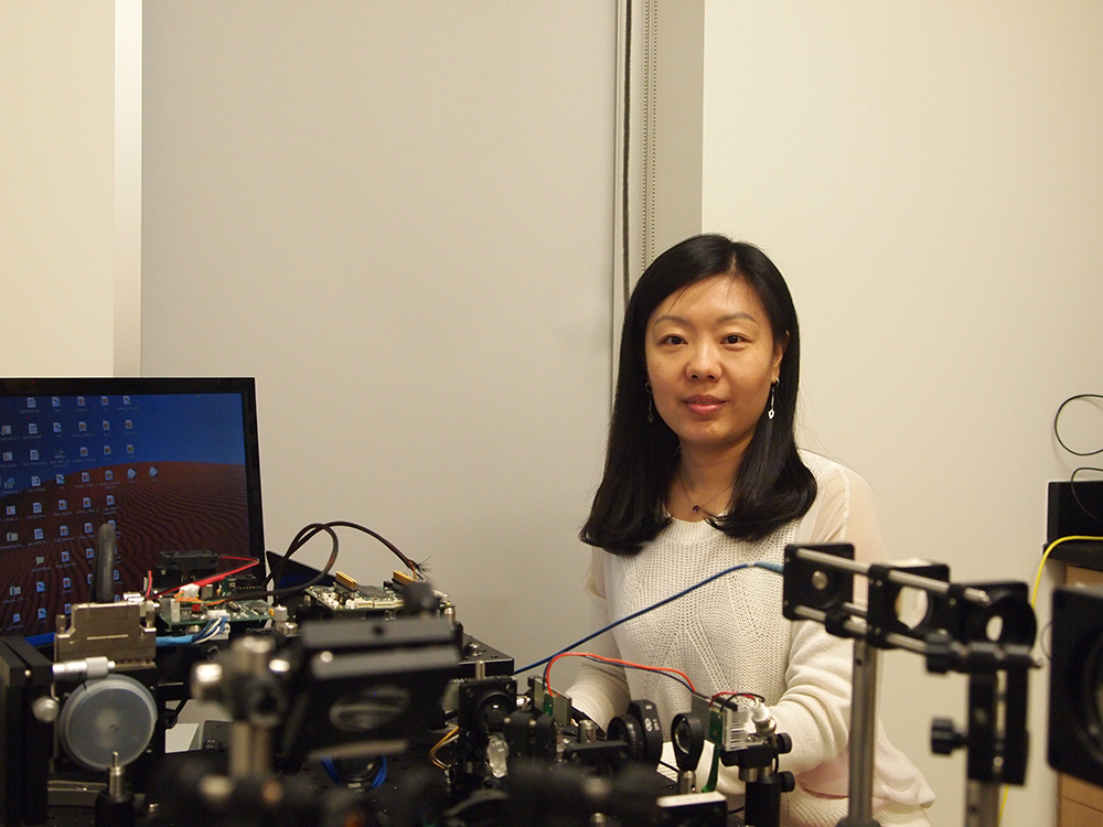 Lab Photo of Xiaoyun (Mary) Jiang