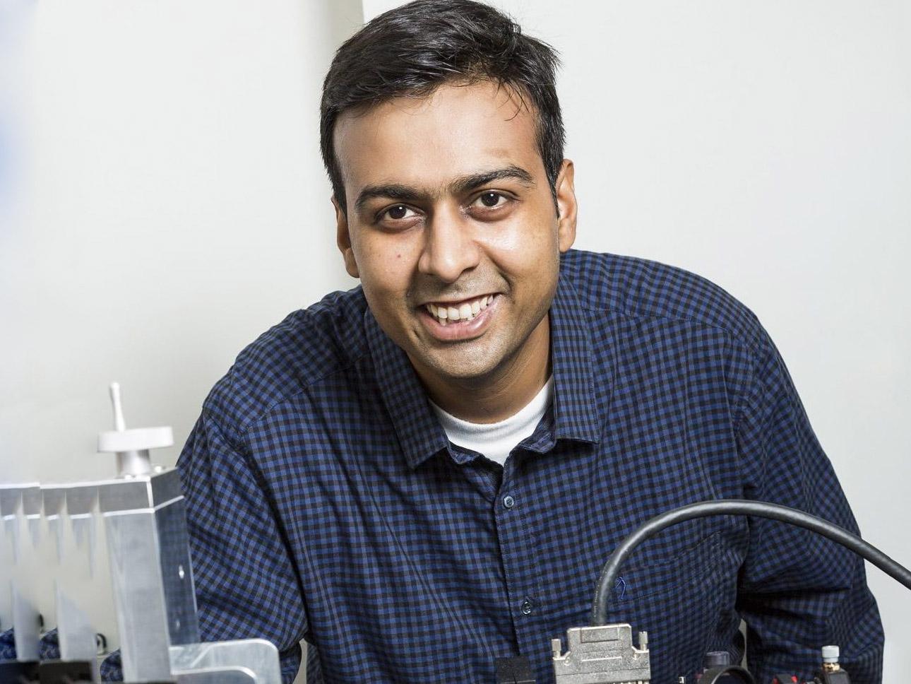 Lab Photo of Ram Sabesan