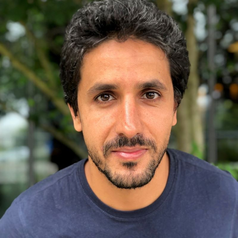 Ayoub Lassoued, post-doc