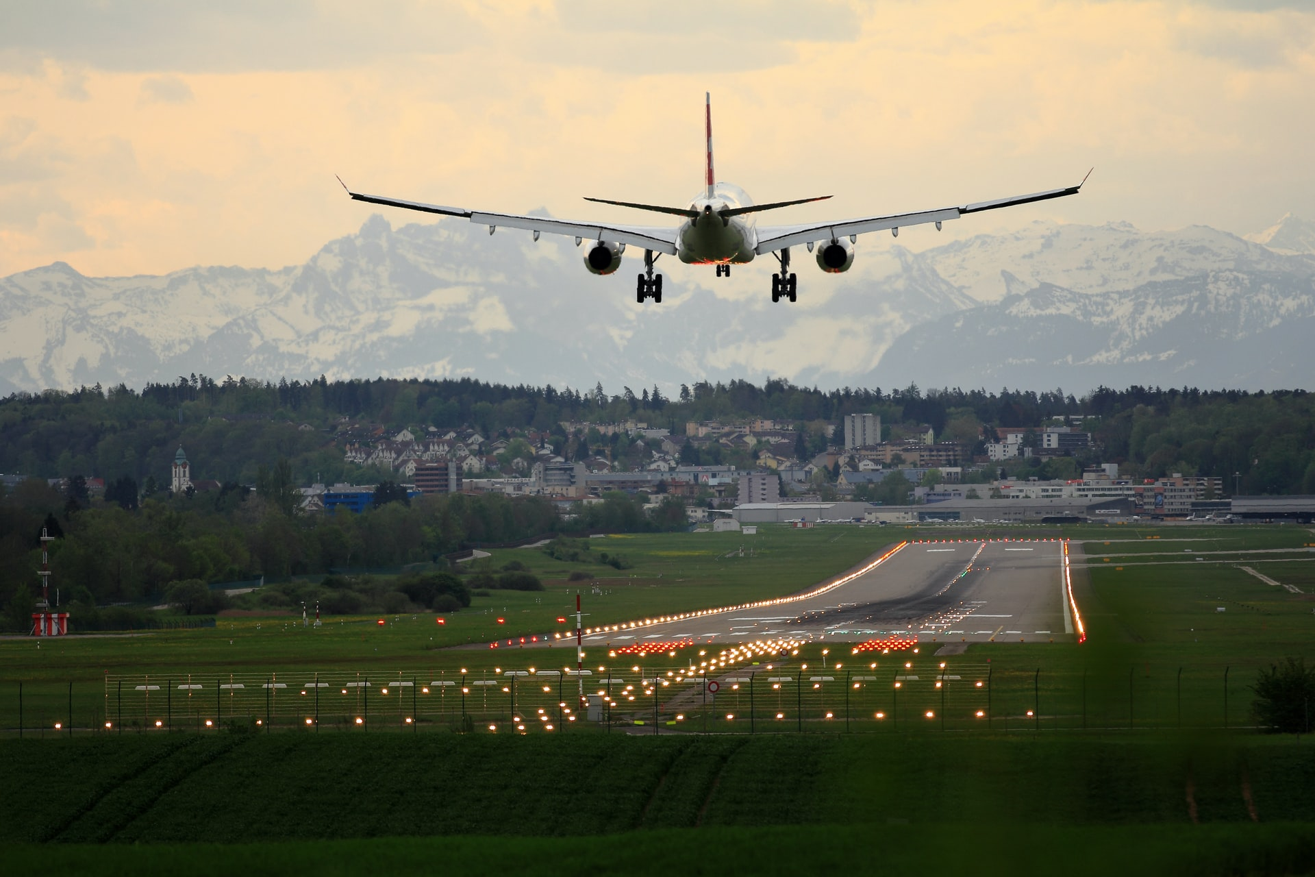 """Noise is defined as """"unwanted sound"""", and, around airports, there's a lot of it. Airplane engines and fans cause significant noise disturbance during takeoff and landing and easily disrupt daily routines, including sleep and conversation. Read more about the way technical and operational solutions can reduce the negative impact of aircraft noise in and around airports."""