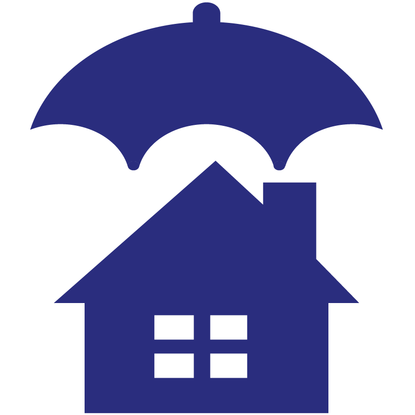 Homeowners insurance icon