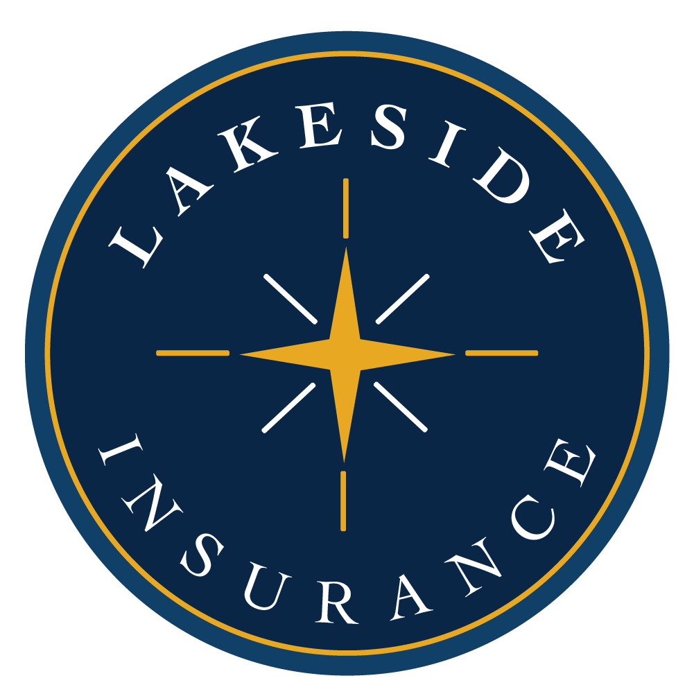 Lakeside Insurance logo